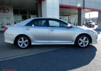 2014 toyota Camry Se Fresh Pre Owned 2014 toyota Camry Se Fwd 4dr Car