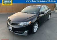 2014 toyota Camry Se Lovely Pre Owned 2014 toyota Camry Se Sport 4dr Car In Huntington