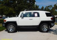 2014 toyota Fj Cruiser Inspirational Pre Owned 2014 toyota Fj Cruiser 4dr 4wd at