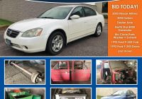 2015 Altima New Auction Plete Vehicles & Surplus Truck Trailer Equipment