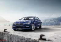 2015 Bmw M3 Luxury 2016 Bmw Alpina B6 Xdrive Gran Coupe Delivers More Power and