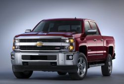 New 2015 Chevy Silverado