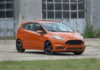 2015 ford Fiesta St Performance Parts Best Of ford Fiesta Features and Specs