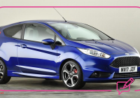 2015 ford Fiesta St Performance Parts Lovely ford Fiesta St St 2 and St 3 – What S the Difference