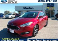 2015 ford Focus Se Beautiful Pre Owned ford Cars for Sale