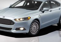2015 ford Fusion Inspirational ford Fusion Hybrid Best Everyday Ride Winner In the Viv