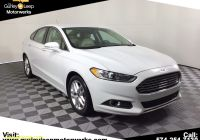 2015 ford Fusion Se Best Of Pre Owned 2015 ford Fusion Se Fwd 4dr Car
