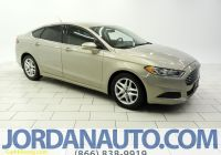 2015 ford Fusion Se New Pre Owned 2015 ford Fusion Se Fwd 4dr Car
