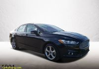 2015 ford Fusion Se New Pre Owned 2015 ford Fusion Se