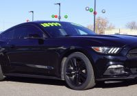 2015 ford Mustang Ecoboost Awesome Pre Owned 2015 ford Mustang Ecoboost Premium Rwd 2dr Car