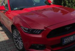 Luxury 2015 ford Mustang Gt