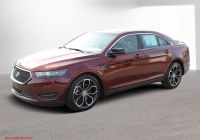 2015 ford Taurus Sho Awesome Pre Owned 2015 ford Taurus Sho 4dr Car In Beaufort F A