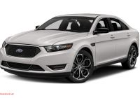2015 ford Taurus Sho New 2019 ford Taurus Sho 4dr All Wheel Drive Sedan Specs and Prices
