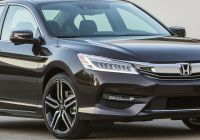 2015 Honda Accord Luxury Honda Recalling 1 5m Accord Cars to Prevent Potential Engine
