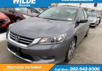 2015 Honda Accord Sport Unique Certified Pre Owned 2015 Honda Accord Sport Fwd 4dr Car