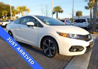 2015 Honda Civic Si Inspirational Certified Pre Owned 2015 Honda Civic Si Fwd Coupe