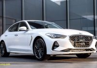 2015 Hyundai Genesis Fresh Hyundai Puts Luxury Spin On the Stinger with Genesis G70