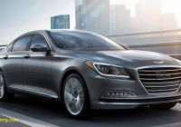 2015 Hyundai Genesis New Drive Review 2015 Hyundai Genesis A Glorified sonata