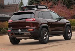 Luxury 2015 Jeep Cherokee