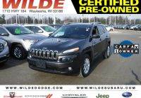 2015 Jeep Cherokee Latitude Awesome Certified Pre Owned 2016 Jeep Cherokee Latitude 4wd