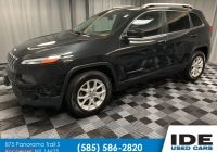 2015 Jeep Cherokee Latitude Inspirational Pre Owned 2015 Jeep Cherokee 4wd 4dr Latitude 4wd Sport Utility