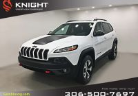 2015 Jeep Cherokee Trailhawk Beautiful Pre Owned 2015 Jeep Cherokee Trailhawk 4×4 V6 Leather Sunroof