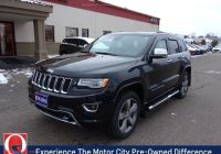 2015 Jeep Grand Cherokee New Pre Owned 2015 Jeep Grand Cherokee Overland with Navigation & 4wd