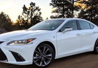 2015 Lexus Es 350 Luxury 2019 Lexus Es 350 F Sport Review is It A Thrilling Sports