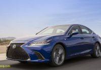 2015 Lexus Es 350 New 2019 Lexus Es 350 Gets $550 Price Increase Starts at $39 500
