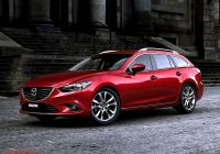 2015 Mazda 6 Best Of Mazda 6 I Wagon 2 0d Mt 120 Hp Car Technical Data Power