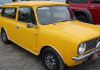 2015 Mini Cooper Beautiful File 1973 Morris Mini Clubman Van