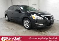 2015 Nissan Altima 2.5 S Awesome Pre Owned 2015 Nissan Altima 2 5 S Fwd 4dr Car