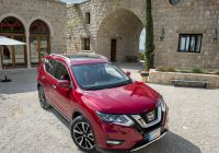 2015 Nissan Maxima Lovely Nissan X Trail 2018 تيربو العرب