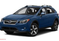 2015 Subaru Crosstrek Best Of 2015 Subaru Xv Crosstrek Hybrid
