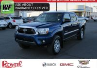2015 Tacoma Trd Pro Elegant Pre Owned 2015 toyota Ta A Trd Pro with Navigation & 4wd