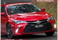 2015 toyota Camry Best Of 2017 toyota Camry with Oem Halogens Goes with the Following