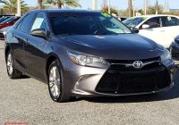 2015 toyota Camry Se Awesome Pre Owned 2015 toyota Camry Se Fwd 4dr Car