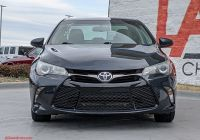 2015 toyota Camry Se Elegant Pre Owned 2015 toyota Camry Se with Navigation