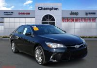 2015 toyota Camry Se Fresh Pre Owned 2015 toyota Camry Se Fwd 4dr Car