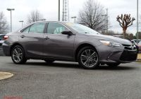 2015 toyota Camry Se Fresh Pre Owned 2015 toyota Camry Se