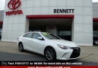 2015 toyota Camry Se Lovely Certified Pre Owned 2015 toyota Camry Se 4dr Car In A