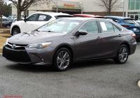 2015 toyota Camry Se Lovely Pre Owned 2015 toyota Camry Se