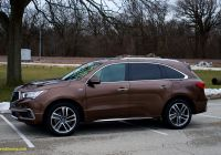 2016 Acura Mdx Fresh Love the Hardware Hate the Ui the Acura Mdx Sport Hybrid