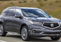 2016 Acura Mdx Luxury 2020 Acura Mdx Review Pricing and Specs