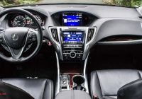 2016 Acura Tlx Beautiful 2015 Acura Tlx V6 Sh Awd Test Drive Review