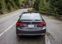 2016 Acura Tlx Inspirational 2015 Acura Tlx V6 Sh Awd Test Drive Review