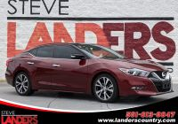 2016 Altima Elegant Pre Owned 2016 Nissan Maxima 3 5 Sl with Navigation