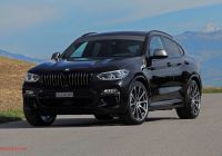 2016 Bmw M4 New Swiss Tuner Unleashes Brawnier Bmw X4 M40d and M40i