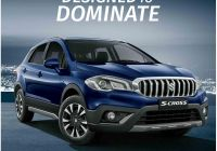2016 Buick Encore Awesome Maruti Suzuki Nexa Designed to Dominate the All New S Cross