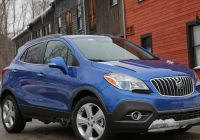 2016 Buick Encore Unique the 10 Best American Made Suvs Under $35k